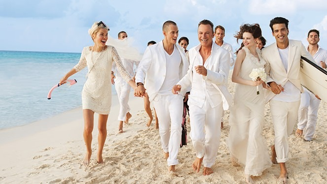 Hard Rock Hotels and Colin Cowie Wedding Collections Liz Moore destination Weddings