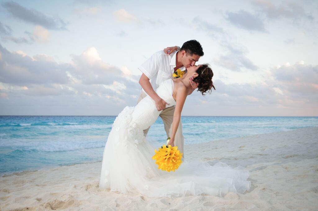 Beach Palace Cancun Wedding Packages