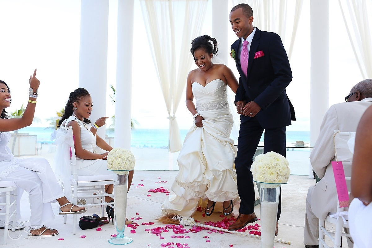 Mexico wedding packages Le Blanc Spa Resort Cancun