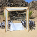 Dreams Huatulco Beach Wedding Gazebo