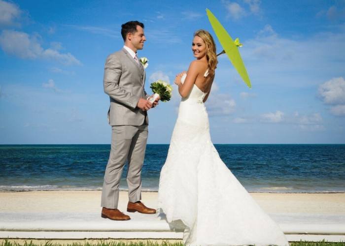 Moon Palace Cancun Golf Suites destination wedding
