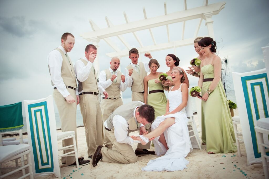Moon Palace Cancun Golf Suites wedding packages