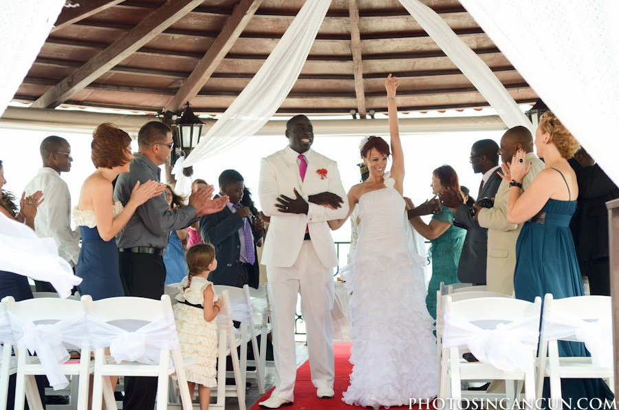 Gran Caribe Real Resort Cancun Wedding Packages