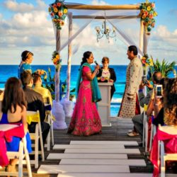 Grand Oasis Cancun Wedding