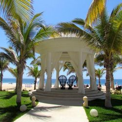 Hyatt Ziva Los Cabos Wedding Gazebo