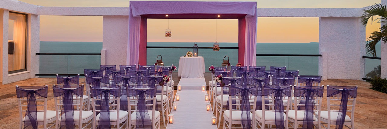Mexico wedding packages Hyatt Ziva Puerto Vallarta