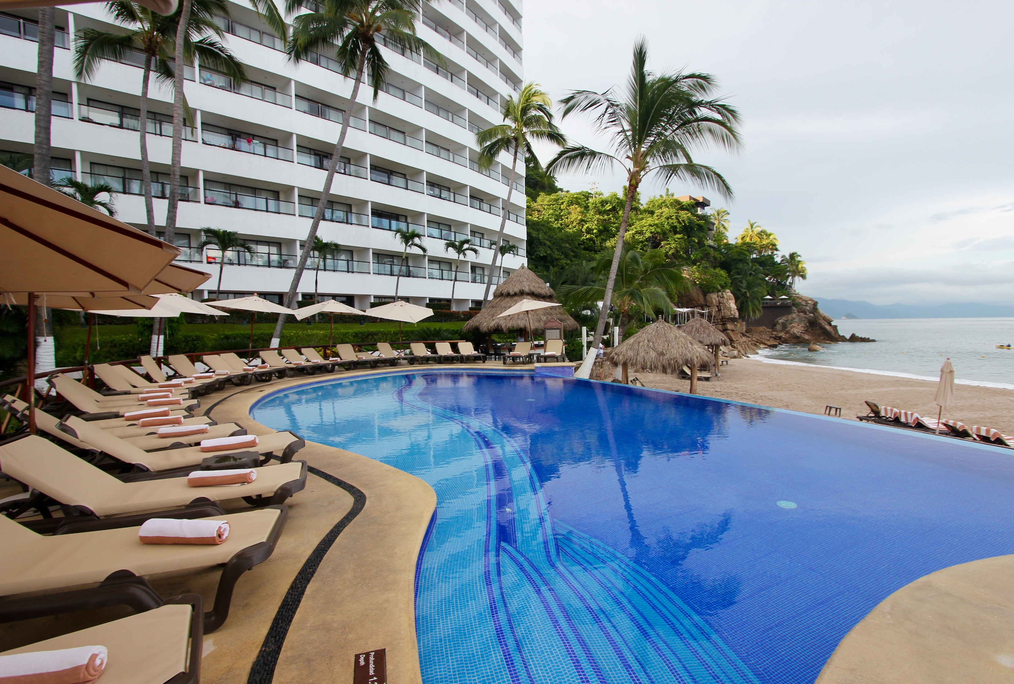 Mexico top destination wedding Hyatt Ziva Puerto Vallarta