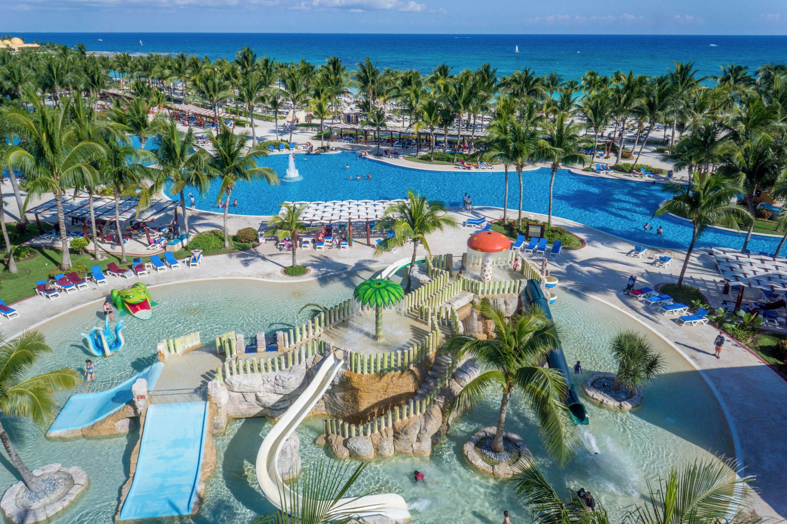 Mexico all inclusive wedding packages Barcelo Maya Colonial Riviera Maya