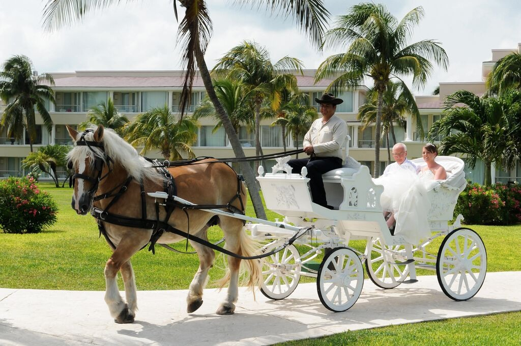 Mexico wedding packages Moon Palace Cancun Nizuc
