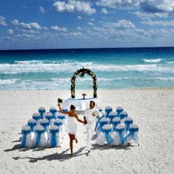 Occidental Tucancun Wedding