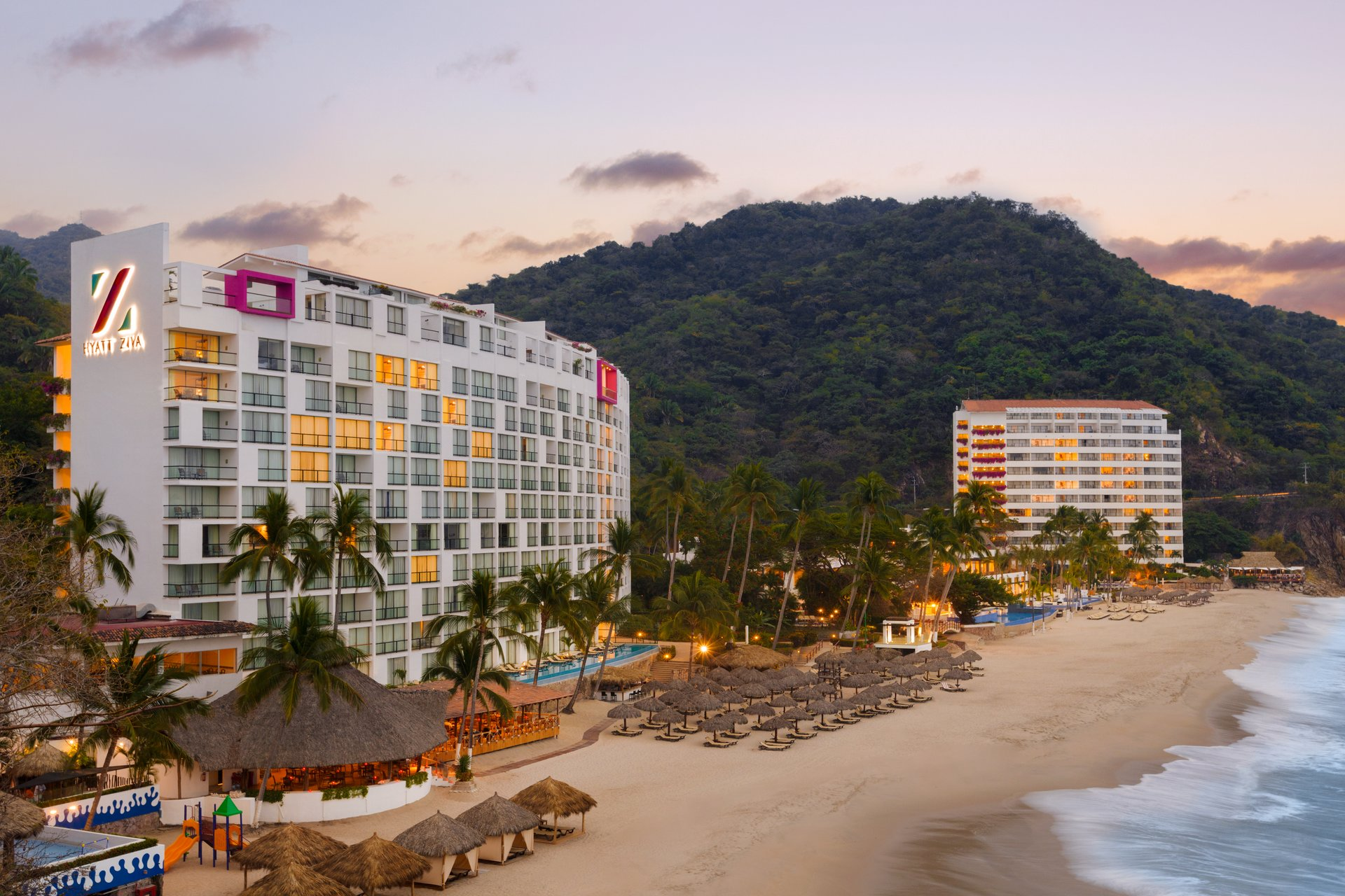 Mexico best destination weddings Hyatt Ziva Puerto Vallarta