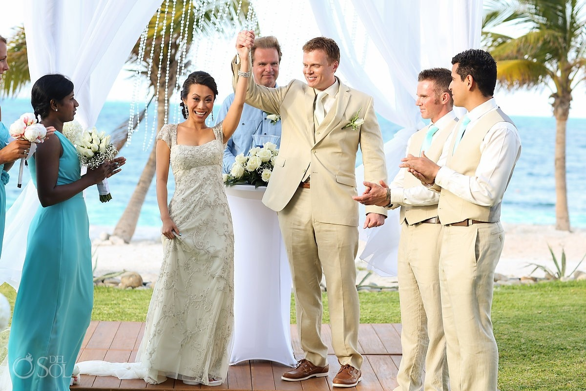 Mexico wedding packages Cancun Riu Palace Peninsula