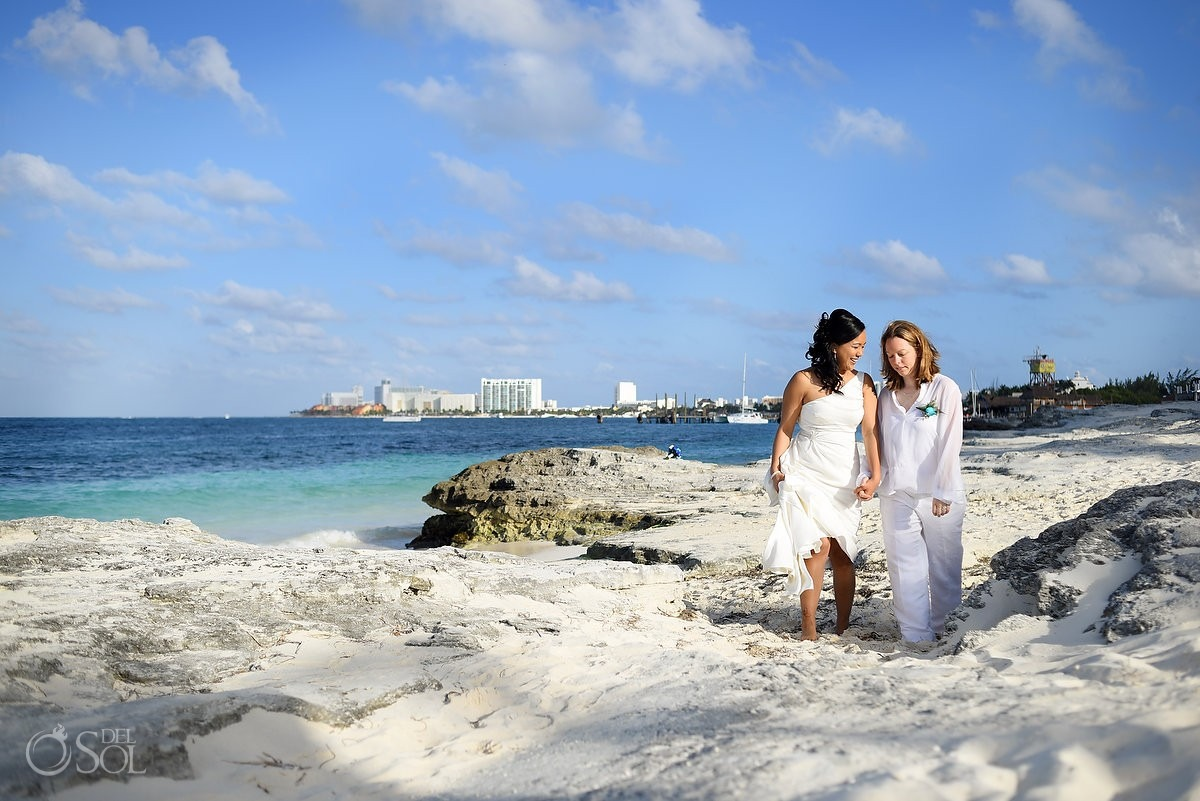 Mexico wedding Cancun Riu Palace Peninsula