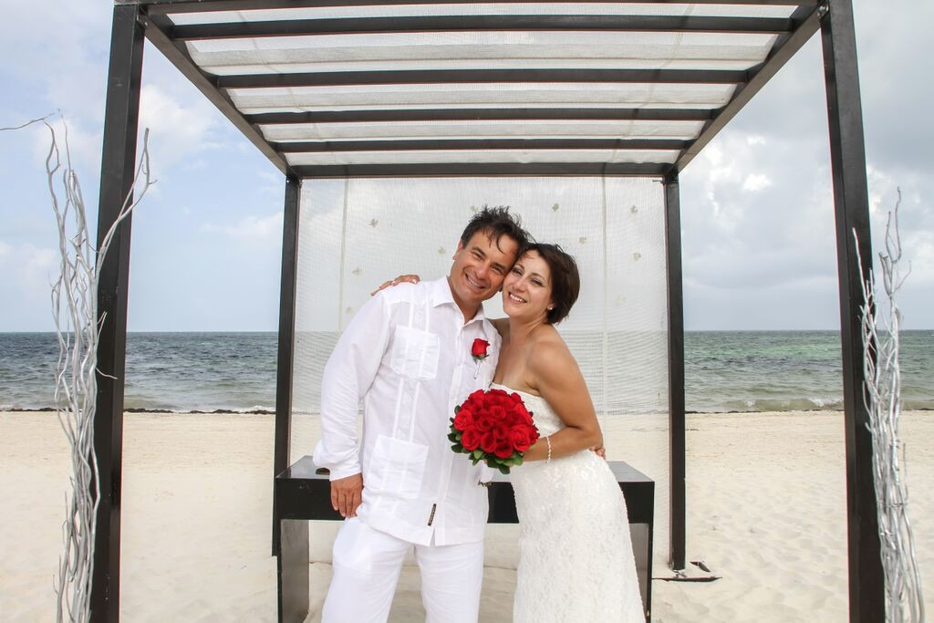 Mexico wedding packages Moon Palace Cancun Sunrise