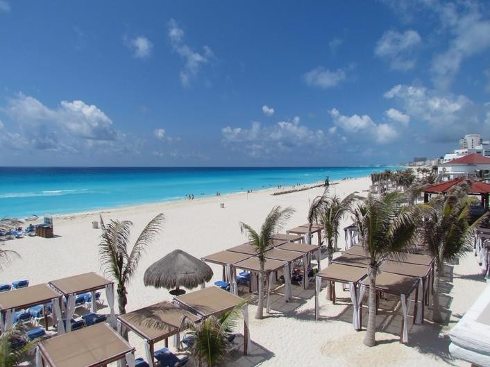 Gran Caribe Real Resort Cancun Wedding Resorts