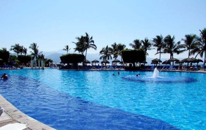 Mexico beach wedding packages Melia Puerto Vallarta