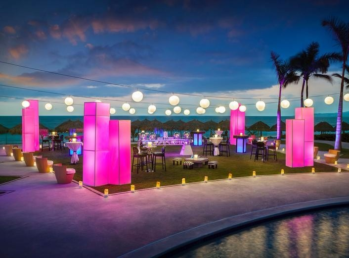 Mexico wedding Hard Rock Hotel Vallarta
