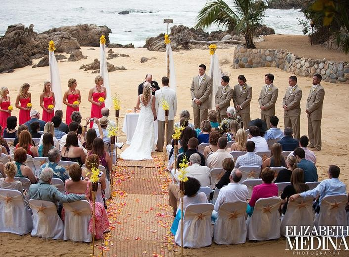 Mexico destination weddings Hyatt Ziva Puerto Vallarta