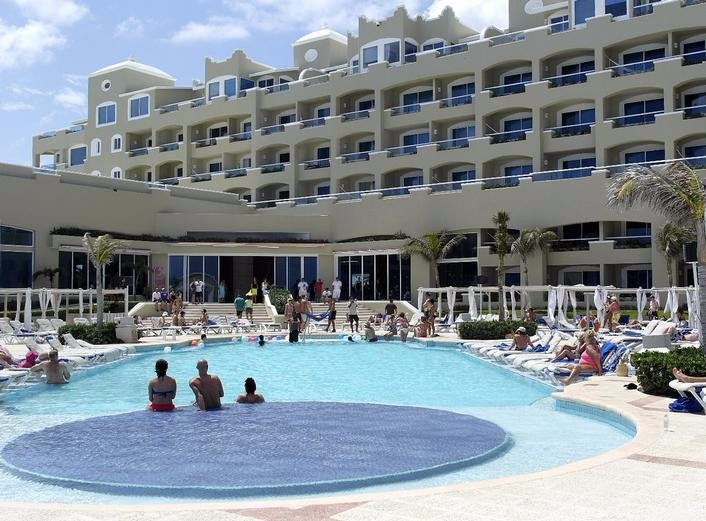 Gran Caribe Real Resort Cancun Best Wedding Destination