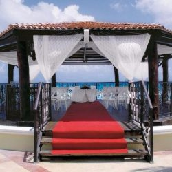 Cancun Wedding Resorts - Beach Front Gazebo
