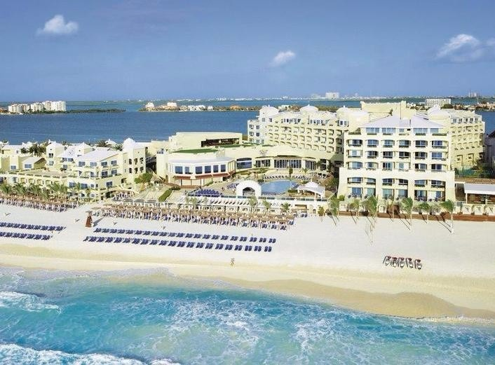 Gran Caribe Real Resort Cancun Destination Wedding Packages