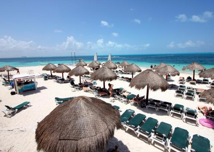 Mexico All Inclusive Wedding Package Riu Caribe Cancun