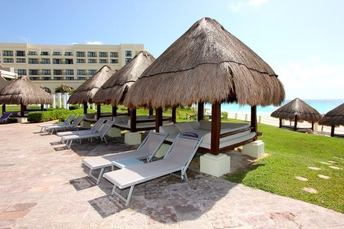 Mexico best destination weddings Paradisus Cancun