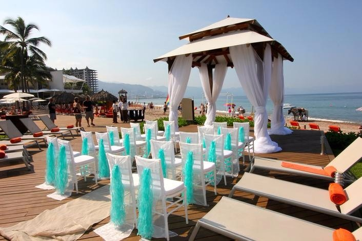 Mexico wedding packages Secrets Vallarta Bay