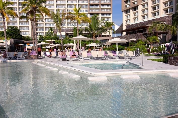Mexico all inclusive destination wedding Secrets Vallarta Bay