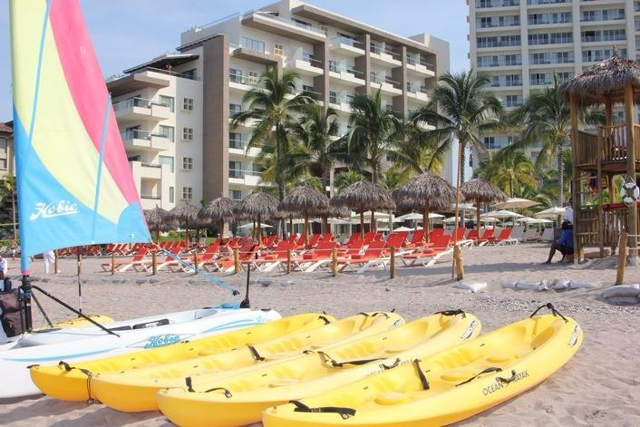 Mexico destination wedding packages Secrets Vallarta Bay