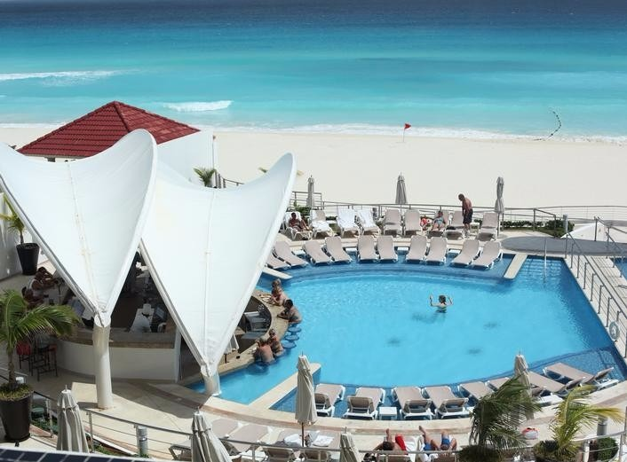 Beach Palace Cancun All Inclusive