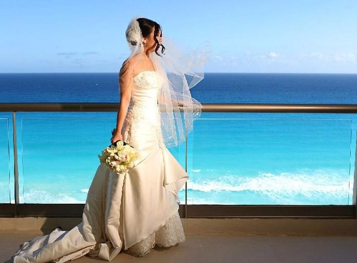 Beach Palace Cancun Wedding Destination