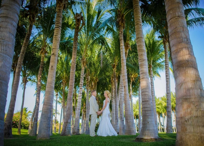 Mexico destination wedding Melia Puerto Vallarta