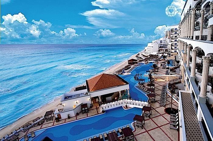 Mexico Destination Wedding Packages Hyatt Zilara Cancun