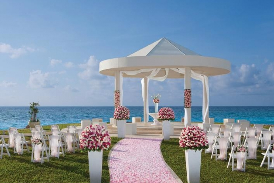 Mexico Destination Wedding Cancun Hyatt Ziva