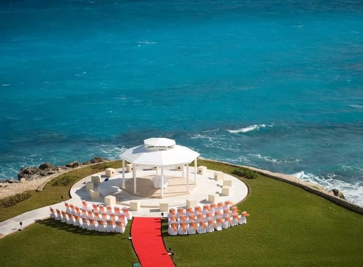 Mexico wedding packages Cancun Hyatt Ziva
