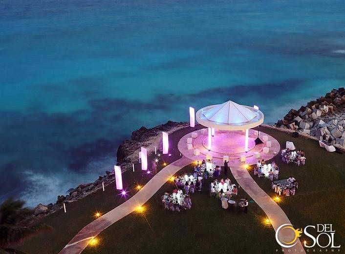 Mexico Inclusive Destination Weddings Hyatt Ziva Cancun