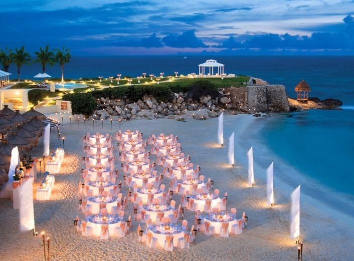 Mexico Wedding Destination Hyatt Ziva Cancun