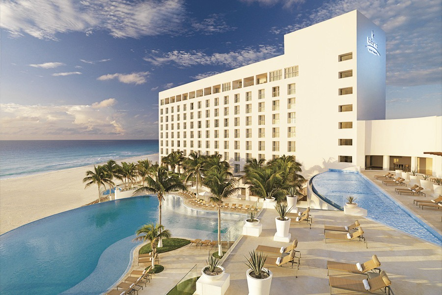 Mexico all inclusive destination wedding Le Blanc Spa Resort Cancun