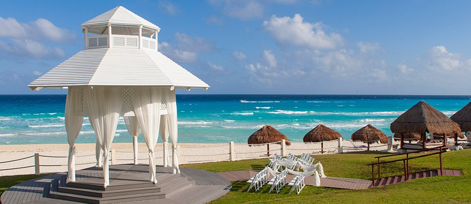 Mexico wedding packages Paradisus Cancun