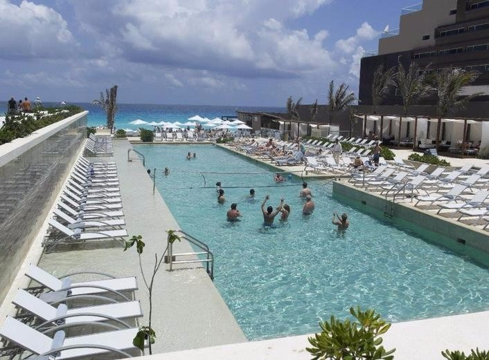 Mexico All Inclusive Wedding Packages Cancun Secrets The Vine