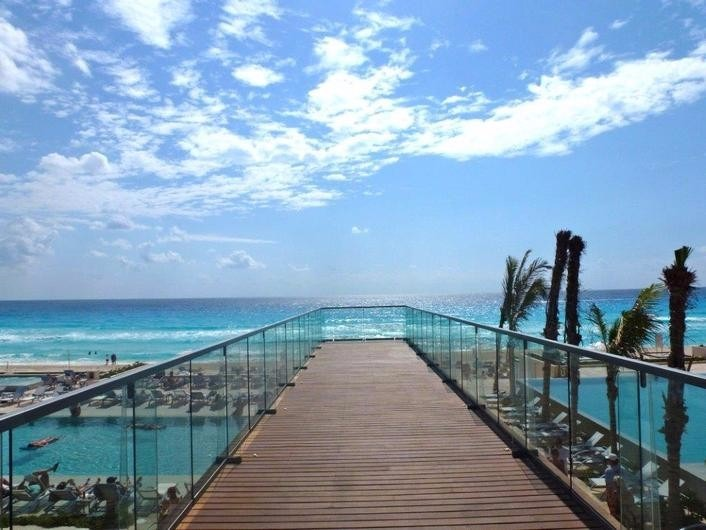 Mexico Wedding Resorts Cancun Secrets The Vine