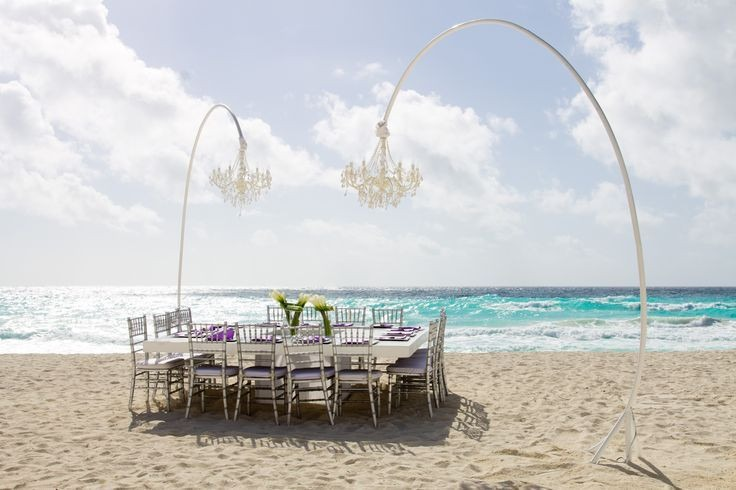 Mexico Wedding Cancun Secrets The Vine