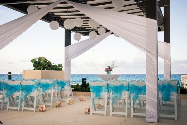 Mexico All Inclusive Wedding Cancun Secrets The Vine