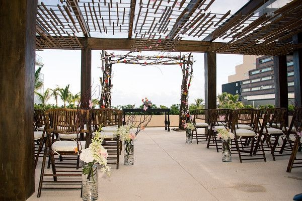 Mexico Wedding Destination Secrets The Vine