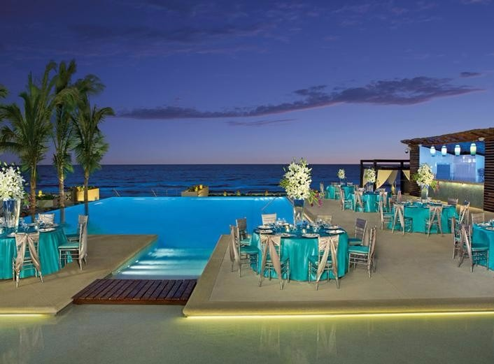 Mexico Best Destination Weddings Cancun Secrets The Vine