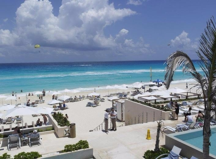 Secrets The Vine Cancun Mexico Destination Weddings