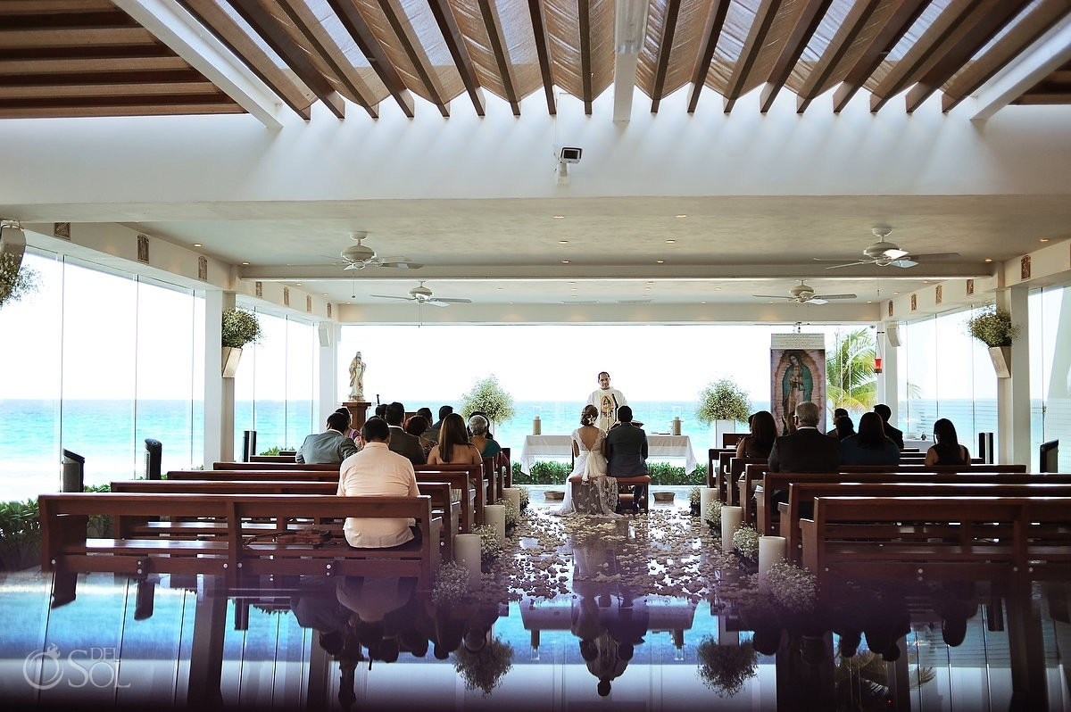 Gran Caribe Real Resort Cancun Beach Wedding Packages