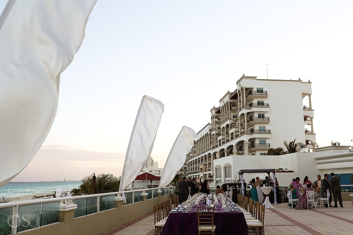 Gran Caribe Real Resort Cancun Inclusive Destination Weddings