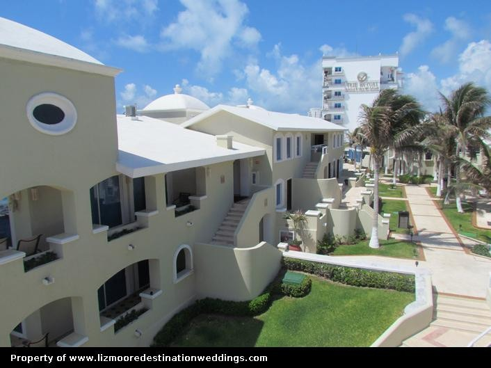 Gran Caribe Real Resort Cancun Beach Wedding Destinations